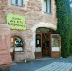 l'entrée du Musée