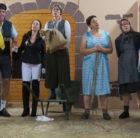 spectacle jacuzzi à la ferme théâtre