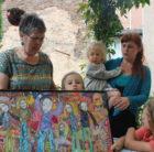 autoportrait de famille, expérience, arts plastiques